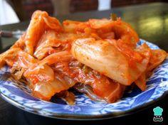Receta de Kimchi coreano - Cómo hacer kimchi