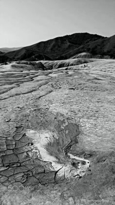 Mud Volcano - Mud volcanoes, Buzau County, Romania Pula, Volcanoes, Romania, Chile, Environment, Mountains, Water, Travel, Outdoor