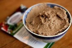 Raw Food Walnut and Herb Pate Recipe