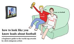 How to look like you know loads about football: A beginner's guide to the world cup awards, by chris (simpsons artist) - World Cup 2014 - Football - The Independent Chris Simpsons Artist, Secret Meme, Football Memes, Funny People, Funny Things, Interesting News, Reading Material, Worlds Of Fun, Tumblr Funny