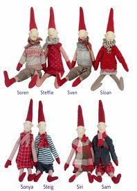 Maileg Danish Christmas Pixy