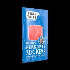 Brian's gerookte Sockeye zalm