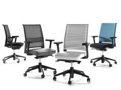 Slat16 work chair