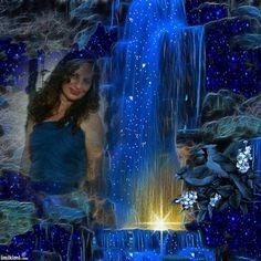 Tess - Blue Falls