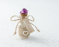 Will you be My Bridesmaid, Bridesmaid Proposal, Message in a Bottle, Asking Bridesmaid, Maid of Honor Proposal, Flower Girl Invitation