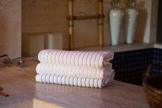 Toalha Trousseau listras stripes spa foto by design media