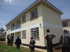 How The Police Service Can Provide Housing for Security Officers And Improve Security.