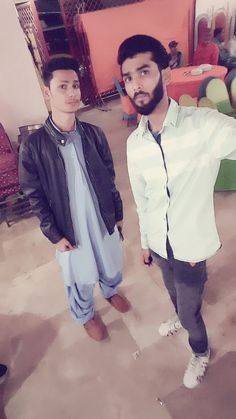 Faizan with Usama Shah lovely Frineds
