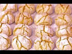 Amaretti morbidi alle mandorle - ricetta originale - Chef Edoardo Sossella - YouTube