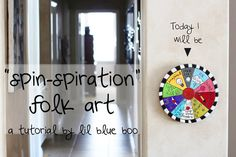 Love!  I want to make one of these that is art inspired for the classroom and one for my home.  A super gift idea as well.