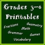 Great collection of digital teaching resources for third to fifth grade! $ #math #esl