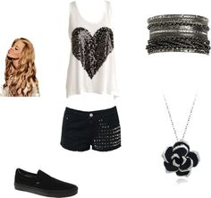"""""""Untitled #36"""" by sirenagirlca ❤ liked on Polyvore"""