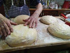 Elkészült a zalai kelt rétes, ahogy a mami csinálta - Ketkes.com Strudel, Ham, Food And Drink, Ice Cream, Bread, Cheese, Baking, Apollo, Sherbet Ice Cream