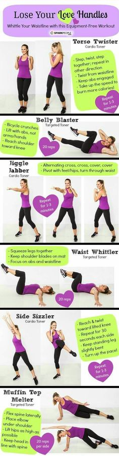 Exercise to blast fat for women