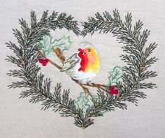 christmas | The French Needle | French Needlework Kits, Cross Stitch, Embroidery, Sophie Digard