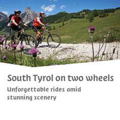 Cycling & Mountain biking in South Tyrol