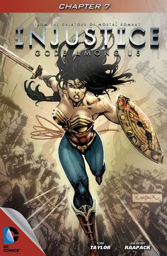 aa81198e08771 Injustice - Gods Among Us  7  Injustice  GodsAmongUs  DC Comic Book  Characters