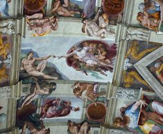 Michelangelo's Sistine Chapel Turns 500 - Biography.com