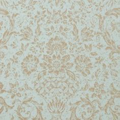 medici light blue. Thibaut wallpaper