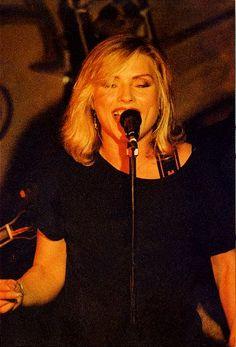 Debbie at the Borderline 1989