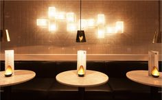 Hugo's Bar and Kitchen Restaurant Amsterdam - Interior design by Nicemakers
