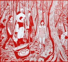Kenichi Yokono bury deep 1 of 2 by McCollCenterNC, via Flickr