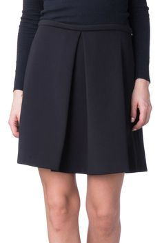 d920a297bc SONIA By SONIA RYKIEL Mini A-Line Skirt Size 40 / M Pleated Front #fashion  #clothing #shoes #accessories #womensclothing #skirts (ebay link)
