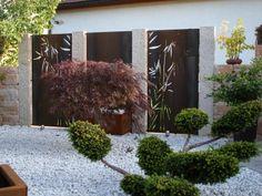 Die 242 Besten Bilder Von Sichtschutz Backyard Patio Landscaping