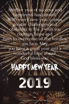 Happy new year words & quotes : happy new year 2018 quote pi Happy New Year Love Quotes, New Year Wishes Quotes, Happy New Year Message, Happy New Year Wishes, Happy New Year Greetings, Quotes About New Year, Love Quotes For Her, Happy Quotes, New Year Quotes Inspirational Happy