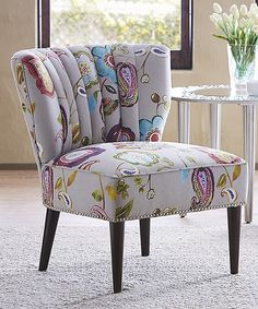 Look at this Torey Chair on #zulily today!