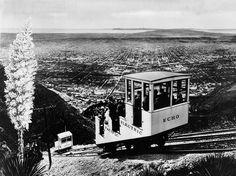 (1915) Mount Lowe Incline