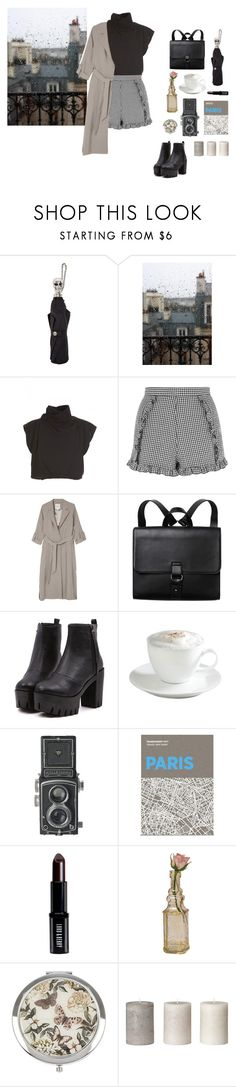 """Untitled #97"" by mooonfruit ❤ liked on Polyvore featuring Alexander McQueen, Rick Owens Lilies, Topshop, Monki, Sur La Table, Palomar, Lord & Berry and Cultural Intrigue"