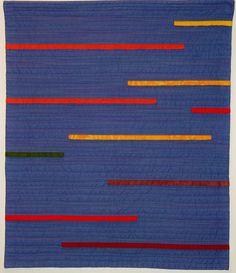 Esch House Quilts: LinesFall quilt pattern