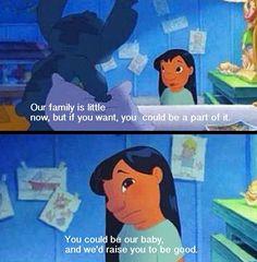 Lilo and Stitch! Lilo and Stitch! Disney Pixar, Old Disney, Arte Disney, Disney Memes, Disney Films, Disney Quotes, Disney Animation, Disney And Dreamworks, Disney Love