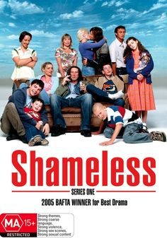 Shameless (2004-2013; UK - C4; David Threlfall) -- Watch if you feel bad about your dysfunctional family; you'll feel better. I enjoyed the first few seasons best because of James McAvoy and Maxine Peake, who generally make everything better.
