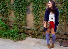 wearing shorts into the fall » Tollie Knows