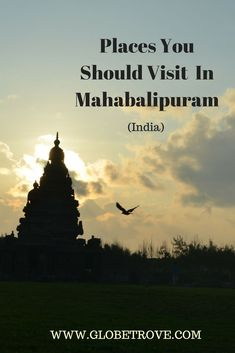 There are so many places to visit in Mahabalipuram that are noteworthy. A large number of them are UNESCO heritage sites and date back many centuries.