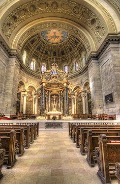 St Paul Cathedral, St Paul, Minnesota