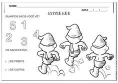Resultado de imagem para atividade do folclore para educação infantil