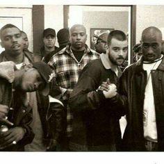 Kurupt, Daz Dillinger, Nate Dogg and Tupac. Hip Hop Quotes, Rap Quotes, Lyric Quotes, Tupac Shakur, 2pac, Aaliyah, Tupac Pictures, Tupac Makaveli, Nate Dogg