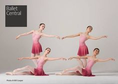 Ballet Central perform at The Redgrave Theatre in Bristol on Saturday 16 July 2016