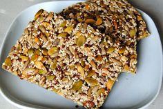 ChocoLanas matblogg: Toves knekkebrød