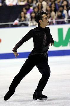 Photo of Daisuke TAKAHASHI