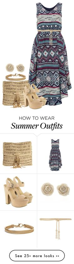 """SUMMER BREEZE"" by ele88na on Polyvore"