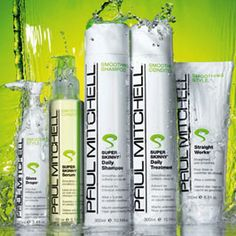 Paul Mitchell- hair products smell amazing and work even better!  #DressUpPartyDown