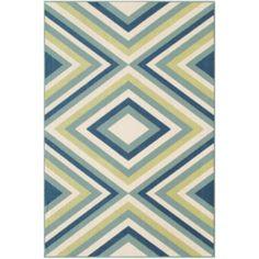 jcp | Momeni® Baja Zigzag Indoor/Outdoor Rectangular Rug