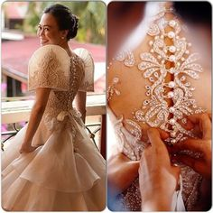 Veluz Reyes bride