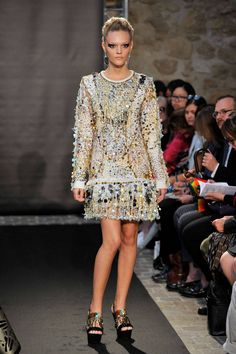 The Best Looks from the Couture Fall Winter 2015 Runway - Elle Fred Sathal