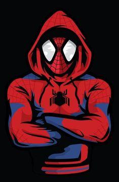 Spiderman Wallpaper, Spider Man Far From Home Wallpaper, Spiderman Wallpaper Spider Man Into The Spider Verse Wallpaper, Spiderman Wallpaper Hd, Spiderman Wallpaper Iphone. Hero Marvel, Marvel Vs, Marvel Dc Comics, Marvel Logo, Marvel Girls, Captain Marvel, Spiderman Kunst, Spiderman Anime, Spiderman Hoodie