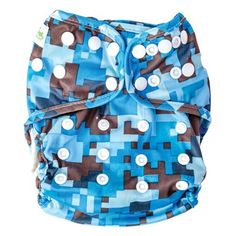 Bumkins One Size Cloth Diaper Cover - Snap 10.95